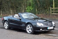 Used Mercedes SL500 SL500 *12mths Warranty-New MOT & Service*