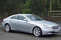 Used Mercedes CLS320 CDI CLS 320CDi*6mths Warranty-New MOT-Service**
