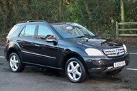 Used Mercedes ML320 CDI SPORT*12mths Warranty-New MOT-Service*