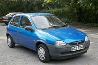 Used Vauxhall Corsa 1.0