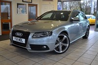 Used Audi A4 Avant TDI S LINE BLACK EDITION WITH FULL SERVICE HISTORY