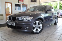 Used BMW 118d SPORT WITH FULL SERVICE HISTORY