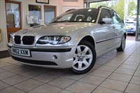 Used BMW 318i SE TOURING