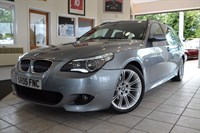 Used BMW 525d SPORT TOURING WITH FULL SERVICE HISTORY