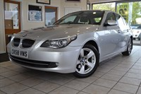 Used BMW 525d SE ONE OWNER WITH FULL BMW HISTORY