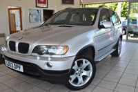 Used BMW X5 D SPORT WITH FULL LEATHER INTERIOR