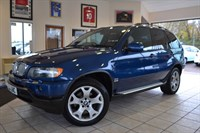 Used BMW X5 4.4 SPORT WITH CERTIFIED GAS CONVERSION