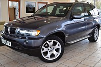 Used BMW X5 D SPORT WITH NAVIGATION