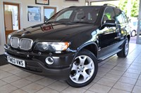 Used BMW X5 SPORT WITH FULL BLACK LEATHER