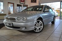 Used Jaguar X-Type S TURBO DIESEL