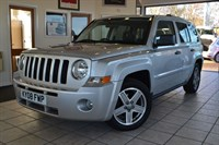 Used Jeep Patriot LIMITED CRD FULL LEATHER
