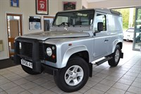 Used Land Rover Defender County NO VAT !!!