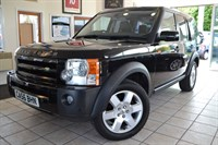 Used Land Rover Discovery 3 TDV6 HSE ONE OWNER FROM NEW