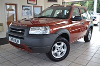 Used Land Rover Freelander ES STATION WAGON