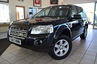 Used Land Rover Freelander TD4 GS ONE OWNER VERY HIG SPEC INC LEATHER