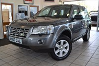Used Land Rover Freelander TD4 GS STORNOWAY GREY METALLIC