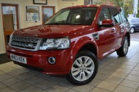 Used Land Rover Freelander TD4 GS WITH FULL LEATHER ONE OWNER