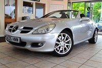 Used Mercedes SLK350 AUTO WITH ONLY 51000 MILES