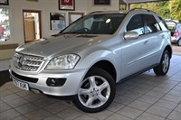 Used Mercedes ML320 CDI SPORT WITH FSH+NAVIGATION