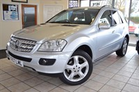 Used Mercedes ML320 CDI SPORT WITH COMMAND NAVIGATION AND AIR SUSPENSION