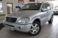 Used Mercedes ML320 FULL LEATHER LUX PACK