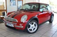 Used MINI Hatch ONE WITH BLACK STRIPES