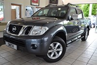Used Nissan Navara DCI TEKNA 4X4 DCB ONE OWNER HUGE SPECIFICATION