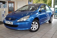 Used Peugeot 307 S HDI WITH FULL SERVICE HISTORY