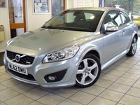 Used Volvo C30 D2 R-DESIGN LUX WITH NAVIGATION+LEATHER ONE OWNER