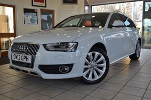 Car of the week - Audi A4 allroad TDI QUATTRO 1 OWNER 22000 MILES AUDI EXCLUSIVE RED LEATHER  - Only £26,995