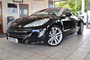 Car of the week - Peugeot RCZ HDI GT ONE OWNER ONLY 5000 MILES - Only £15,995