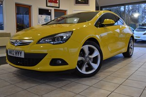 Car of the week - Vauxhall Astra GTC SRI FROM ONLY £223 PER MONTH - Only £12,995