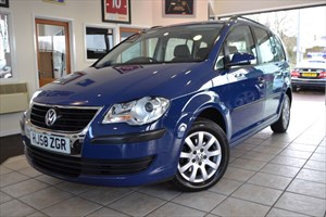 Car of the week - VW Touran S TDI 7 SEATS 41000 MILES - Only £8,995