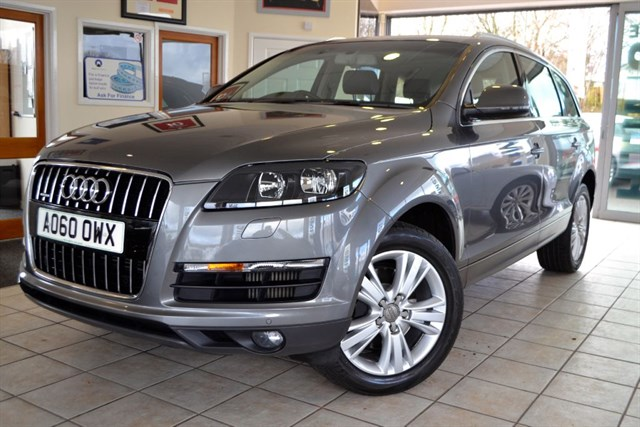 used Audi Q7 TDI QUATTRO SE ONE OWNER  in forest-of-dean-gloucestershire