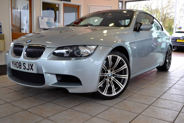 used BMW M3 COUPE 7 SPEED DCT DOUBLE CLUTCH in forest-of-dean-gloucestershire