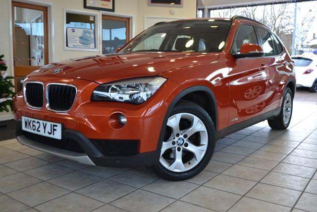 used BMW X1 XDRIVE18D SE ONE OWNER 4X4 in forest-of-dean-gloucestershire