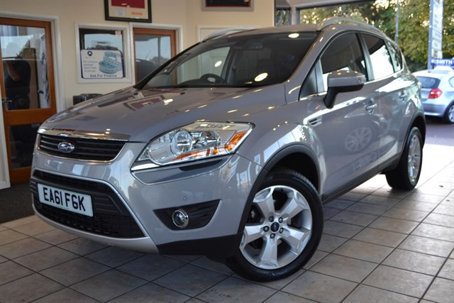 used Ford Kuga TDCI TITANIUM FROM £243 PER MONTH in forest-of-dean-gloucestershire