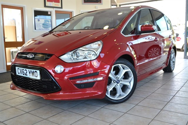 used Ford S-Max TITANIUM X SPORT TDCI in forest-of-dean-gloucestershire