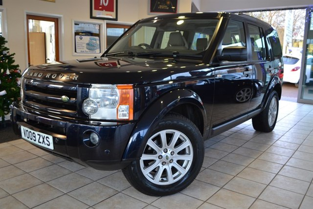 used Land Rover Discovery 3 TDV6 SE in forest-of-dean-gloucestershire