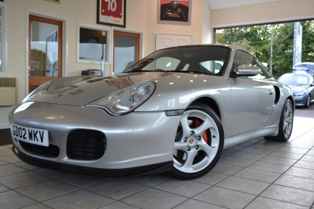 used Porsche 911 Turbo  in forest-of-dean-gloucestershire