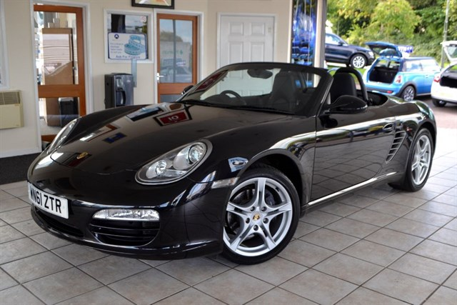 used Porsche Boxster 24V PDK ONE OWNER 20000 MILES  in forest-of-dean-gloucestershire