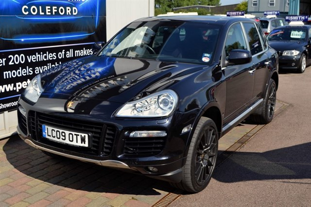 used Porsche Cayenne TURBO S TIPTRONIC in forest-of-dean-gloucestershire