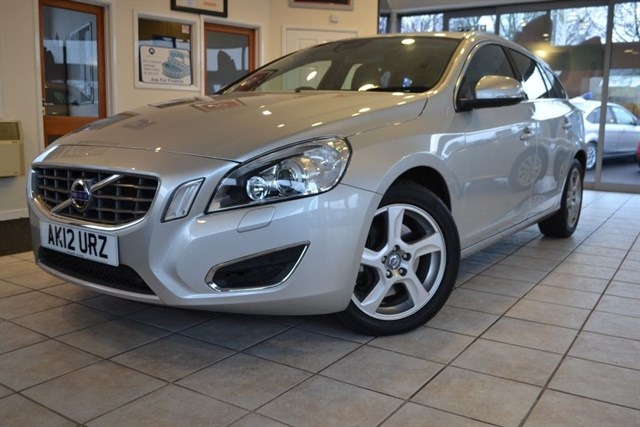 used Volvo V60 D5 SE LUX in forest-of-dean-gloucestershire