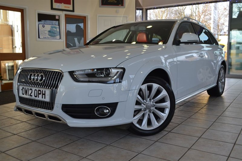 used Audi A4 allroad TDI QUATTRO SIMILAR CARS WANTED PLEASE CALL in forest-of-dean-gloucestershire