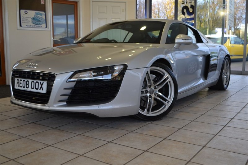 used Audi R8 QUATTRO SOLD NOW BUT SIMILAR CARS ALWAYS WANTED PLEASE CALL in forest-of-dean-gloucestershire