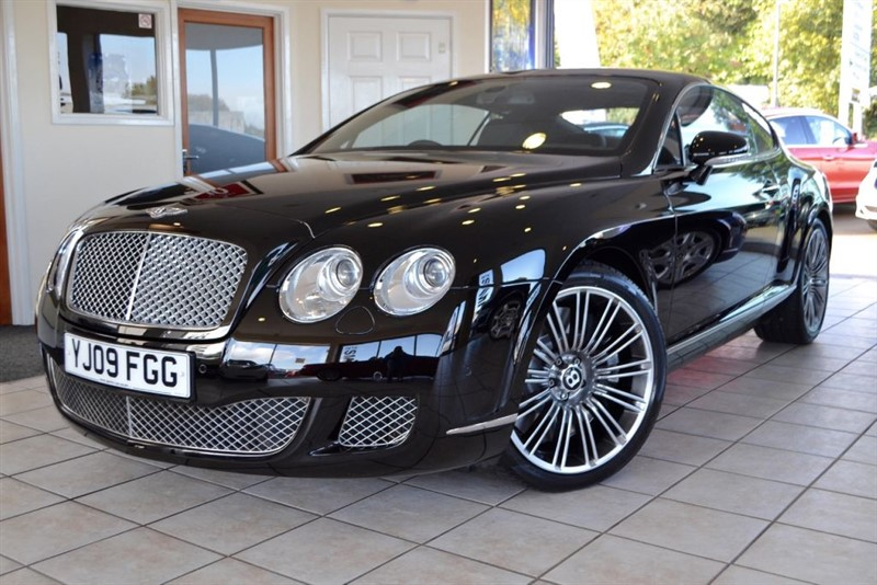 used Bentley Continental GT SPEED WITH ONLY 27000 MILES!! in forest-of-dean-gloucestershire
