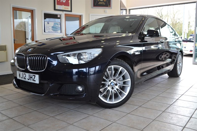 used BMW 530d M SPORT GRAN TURISMO ONE OWNER OVER £60k LIST PRICE in forest-of-dean-gloucestershire