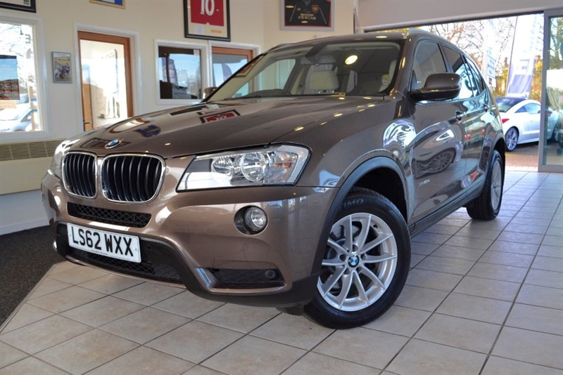 used BMW X3 XDRIVE20D SE WITH FULL SERVICE HISTORY in forest-of-dean-gloucestershire