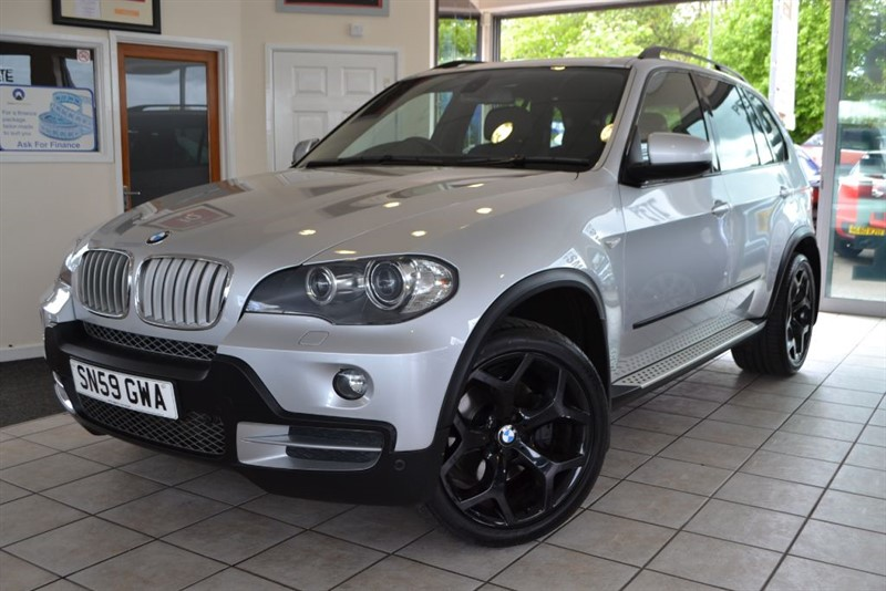 used BMW X5 XDRIVE35D SE 7 SEATS GREAT SPEC in forest-of-dean-gloucestershire