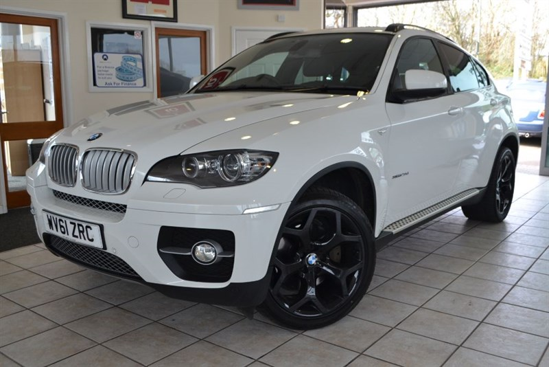 used BMW X6 XDRIVE 40D STUNNING WITH LOW MILES in forest-of-dean-gloucestershire
